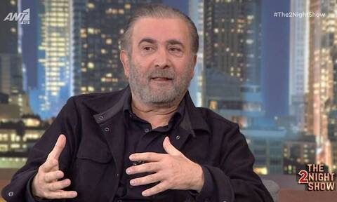 Λάκης Λαζόπουλος: Ο θάνατος της γυναίκας του και η μάχη της με τον καρκίνο
