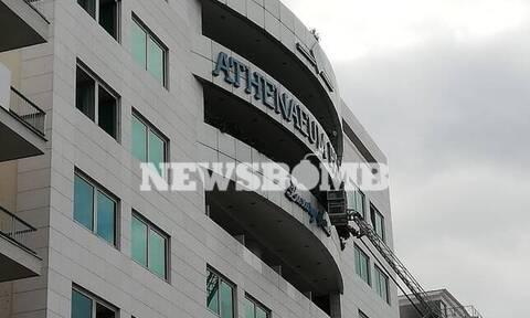 Συναγερμός: Φωτιά σε ξενοδοχείο στη Λεωφόρο Συγγρού - Απεγκλωβίζονται ένοικοι