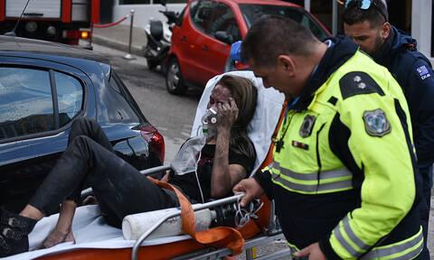 Φωτιά σε ξενοδοχείο της Συγγρού: Στιγμές τρόμου για τους ενοίκους – Βίντεο ντοκουμέντο
