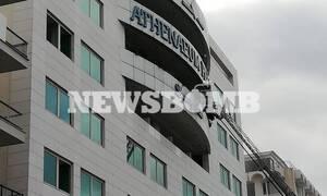 Φωτιά σε ξενοδοχείο στη Συγγρού: Διασωληνωμένη μία γυναίκα - Ενδείξεις για εμπρησμό (pics)