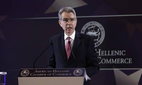 Τζέφρι Πάιατ: Προκλητικό το μνημόνιο Τουρκίας - Λιβύης