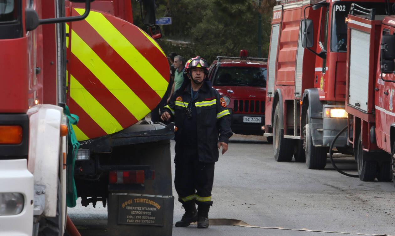 Θεσσαλονίκη: Φωτιά σε διαμέρισμα - 63χρονος βγήκε στο μπαλκόνι για να σωθεί