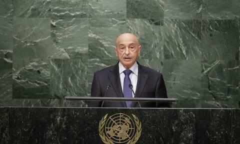 Την Πέμπτη στην Αθήνα ο Πρόεδρος της Βουλής της Λιβύης - Θα συναντηθεί με Τασούλα