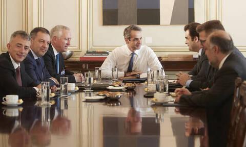 Αλλάζουν όλα στις χρεώσεις data - Συνάντηση Μητσοτάκη με παρόχους κινητής τηλεφωνίας