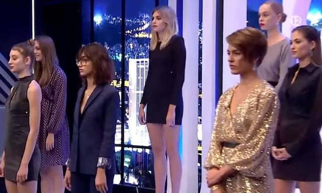 GNTM - Spoiler: Αυτές είναι οι βαθμολογίες των τριών κοριτσιών του τελικού (video)