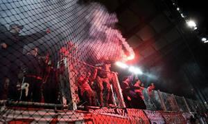 Ολυμπιακός: Χωρίς κόσμο με Παναθηναϊκό!