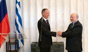 GRECOTEL: Η Ρωσική Πρεσβεία τίμησε τον Νίκο Δασκαλαντωνάκη