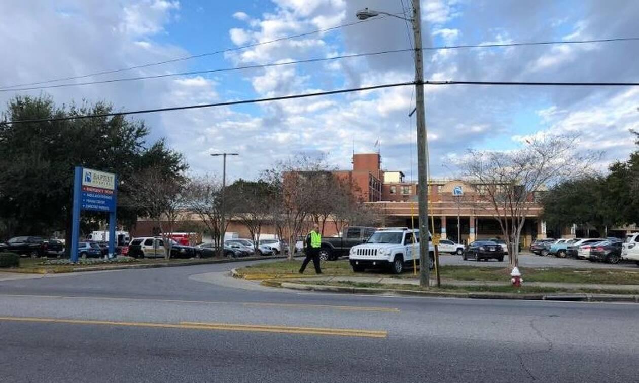 Συναγερμός στις ΗΠΑ: Πυροβολισμοί στη Ναυτική Βάση στην Πενσακόλα της Φλόριντα (pics)