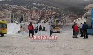 Τραγωδία στην Ημαθία: Νεκρός 29χρονος σε εργατικό δυστύχημα