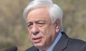 Παυλόπουλος: «Η Ελλάδα δεν είναι μόνη της στην υπεράσπιση των εθνικών της θεμάτων»