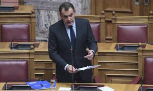 Παναγιωτόπουλος: «Περικυκλώνουν την Ελλάδα-Θα αναβαθμίσω τα F-16 ακόμα και αν με πάνε σε εξεταστική»