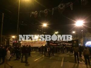 Επέτειος Γρηγορόπουλου: Ποιοι δρόμοι είναι κλειστοί στο κέντρο της Αθήνας