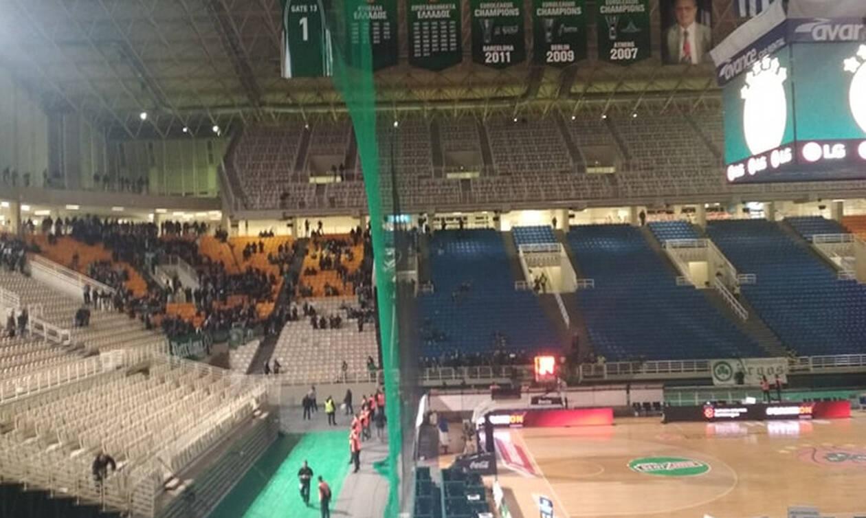 Παναθηναϊκός ΟΠΑΠ – Ολυμπιακός: Άνοιξε τις πύλες του το ΟΑΚΑ (video+photos)