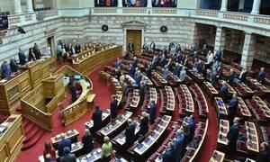 Βουλή: «Πέρασε» κατά πλειοψηφία το φορολογικό νομοσχέδιο