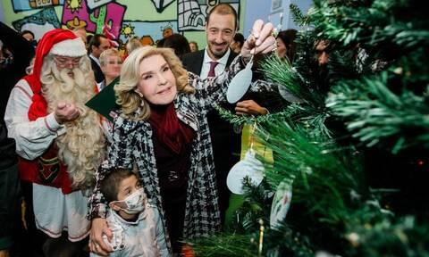 Χριστούγεννα 2019: Μια μαγική γιορτή στην Ογκολογική Μονάδα Παίδων «Μαριάννα Β. Βαρδινογιάννη»