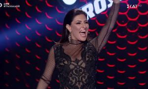The Voice: Θα ξετρελαθείς με την σέξι εμφάνιση της Έλενας Παπαρίζου (Photos-Video)