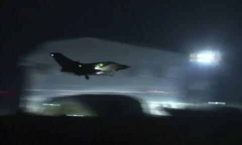 Συναγερμός στις ΗΠΑ: Εκκενώθηκε αεροπορική βάση μετά από απειλή για βόμβα
