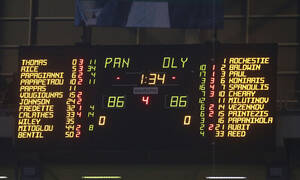 Η βαθμολογία της Euroleague, μετά το ντέρμπι Παναθηναϊκός-Ολυμπιακός (photo)