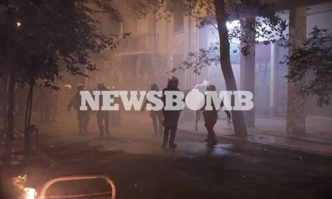 Επέτειος Γρηγορόπουλου: Καταδρομικές επιθέσεις τα ξημερώματα - «Χτύπησαν» ΑΤΜ, καταστήματα και ΔΟΥ