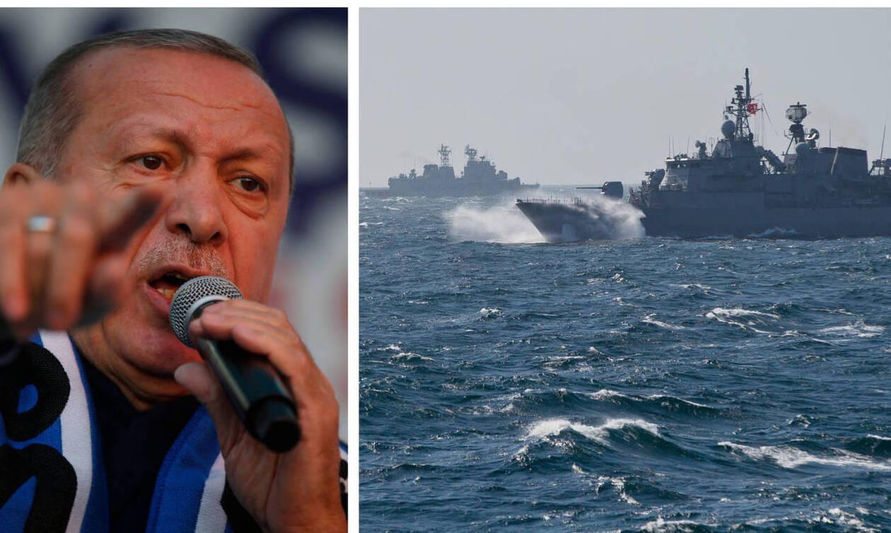 Ελλάδα εναντίον Τουρκίας: Κίνδυνος «θερμού» επεισοδίου - Οι κινήσεις και οι στόχοι της Αθήνας