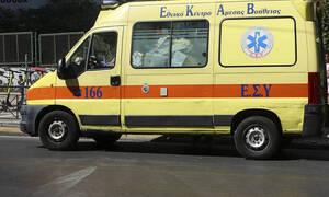 Πάτρα: Σοκαριστικό τροχαίο - Δίκυκλο καρφώθηκε σε νταλίκα