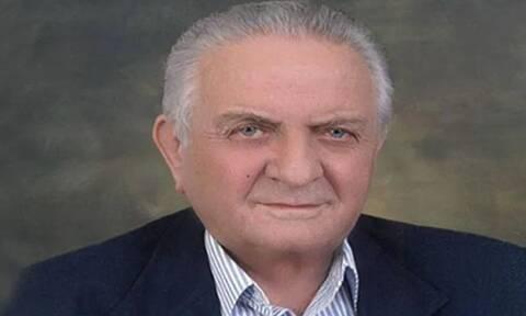 Θρήνος: Πέθανε ο Σπύρος Ράππος