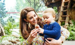 Ο πρίγκιπας Louis και η Kate Middleton αποκάλυψε ποια είναι η αγαπημένη του λέξη