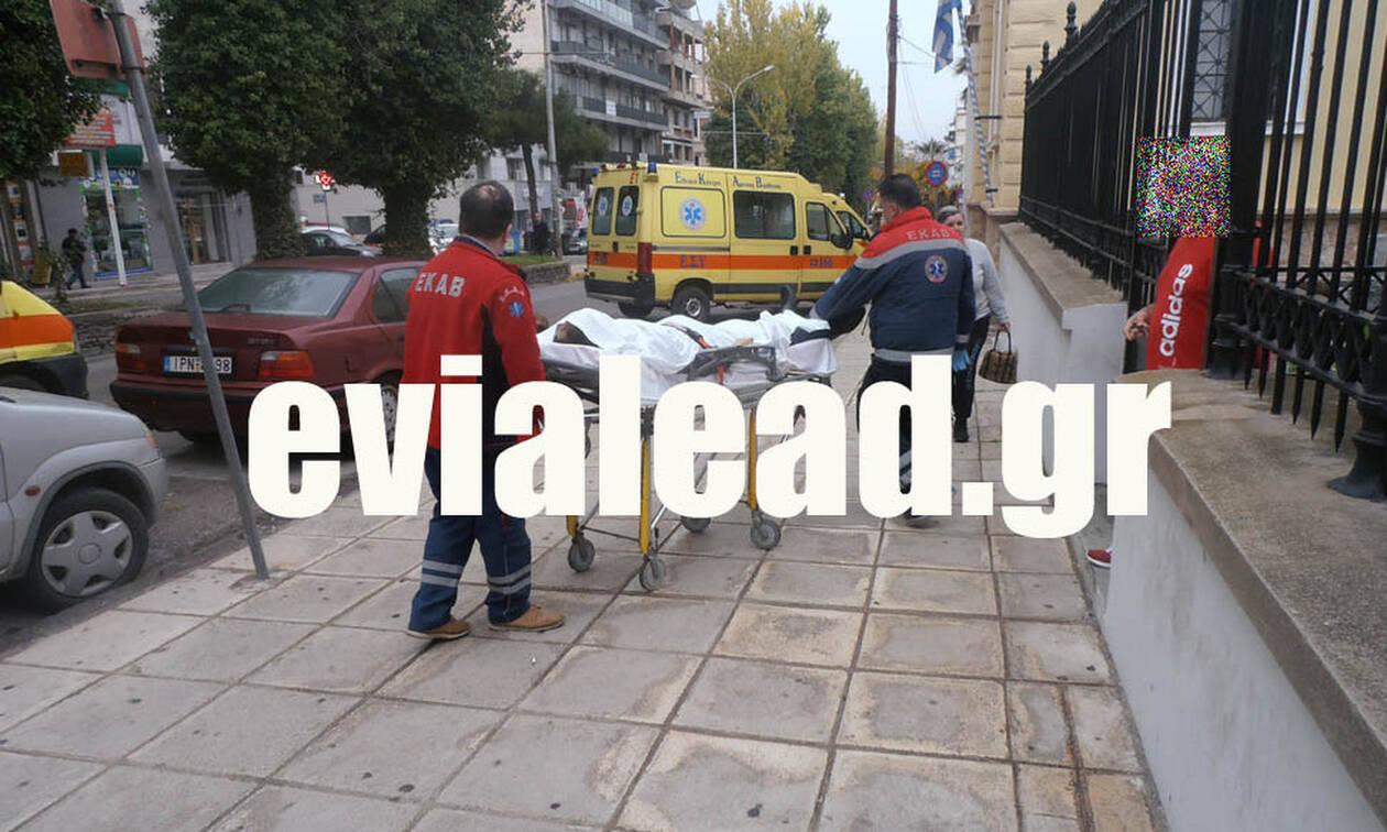 Χαλκίδα: Πέθανε εν ώρα εργασίας μέσα στο Μουσείο