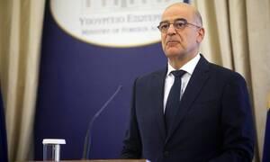Μήνυμα Δένδια σε Τουρκία: Η Ελλάδα δε θα κάνει εκπτώσεις στην προάσπιση της εθνικής της κυριαρχίας