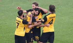ΑΕΚ-Πανιώνιος 5-0: Ξέσπασε με Ολιβέιρα και... Καρέρα