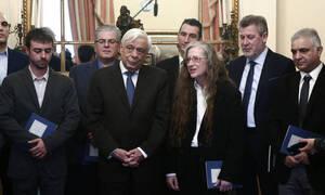 Παυλόπουλος: Χρέος όλων μας η μετατροπή της πληροφορίας σε γνώση