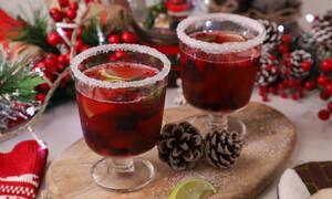 Η συνταγή της ημέρας: Χριστουγεννιάτικο punch