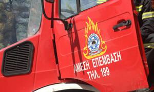Φωτιά ΤΩΡΑ: Πυρκαγιά σε διαμέρισμα στο Μοσχάτο