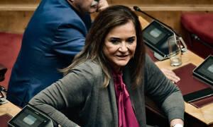 Ντόρα Μπακογιάννη: Η συμφωνία Τουρκίας-Λιβύης δεν μπορεί να εφαρμοστεί
