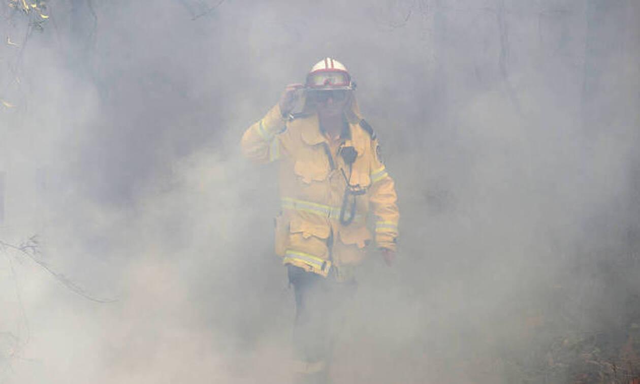 Πυρκαγιές στην Αυστραλία: Τοξικό νέφος καπνού έχει καλύψει την Καμπέρα (vids)