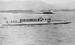 Σαν Σήμερα το 1912: Το ελληνικό υποβρύχιο «Δελφίν», επιτίθεται με τορπίλες κατά τουρκικού θωρηκτού