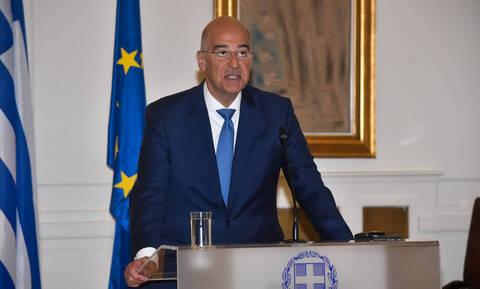 Στις Βρυξέλλες ο Ν. Δένδιας - Με το βλέμμα στην Τουρκία ο υπουργός Εξωτερικών