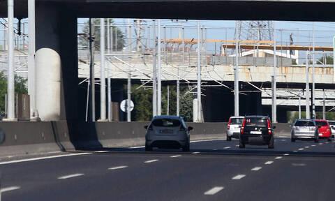 Καραμπόλα στην Εθνική Οδό – Μεγάλη ταλαιπωρία για τους οδηγούς