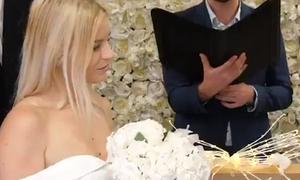Χαμός σε γάμο: «Πάγωσαν» οι καλεσμένοι από την κίνηση της νύφης (pics)