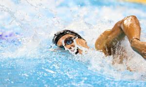 Ευρωπαϊκό πρωτάθλημα κολύμβησης: Στην κορυφή ο Βαζαίος