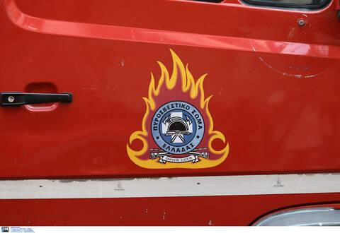 Ηράκλειο: Φωτιά σε διαμέρισμα - Εξερράγη γκαζάκι