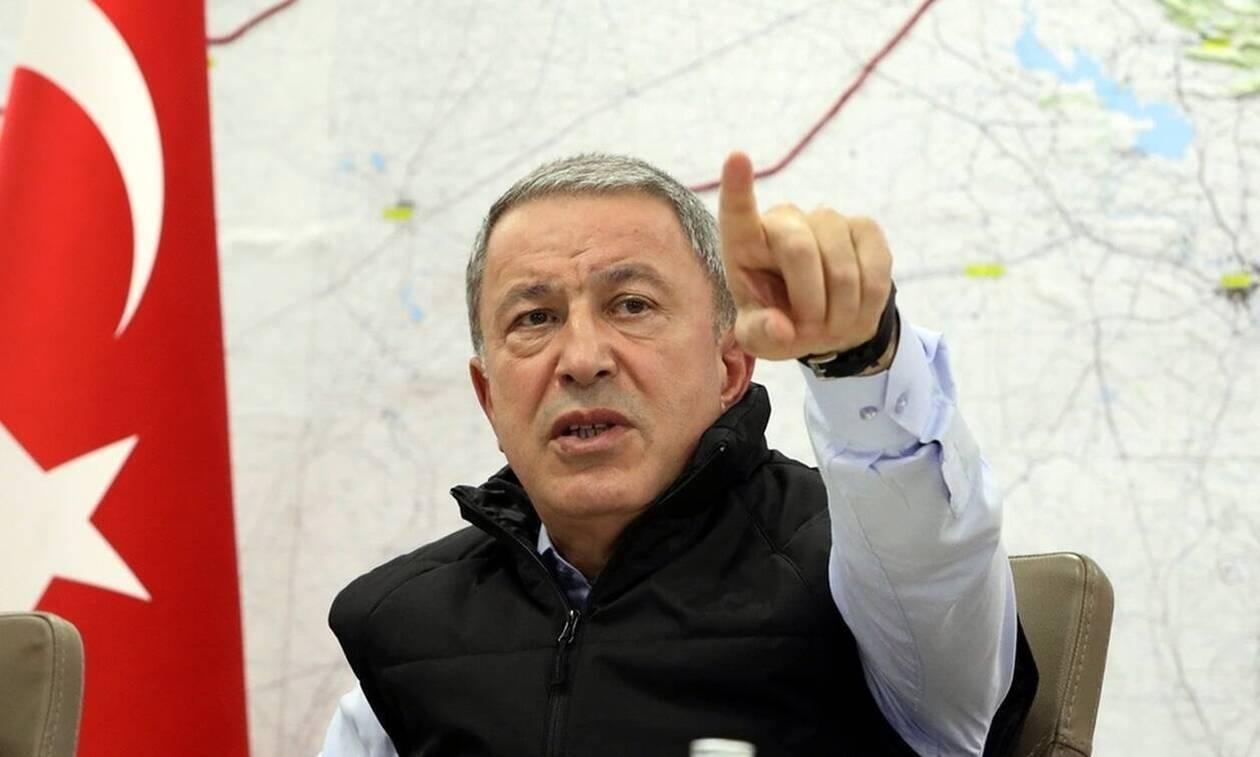 «Βόμβα» Ακάρ: Αυτό είναι το σχέδιο της Τουρκίας για το Αιγαίο
