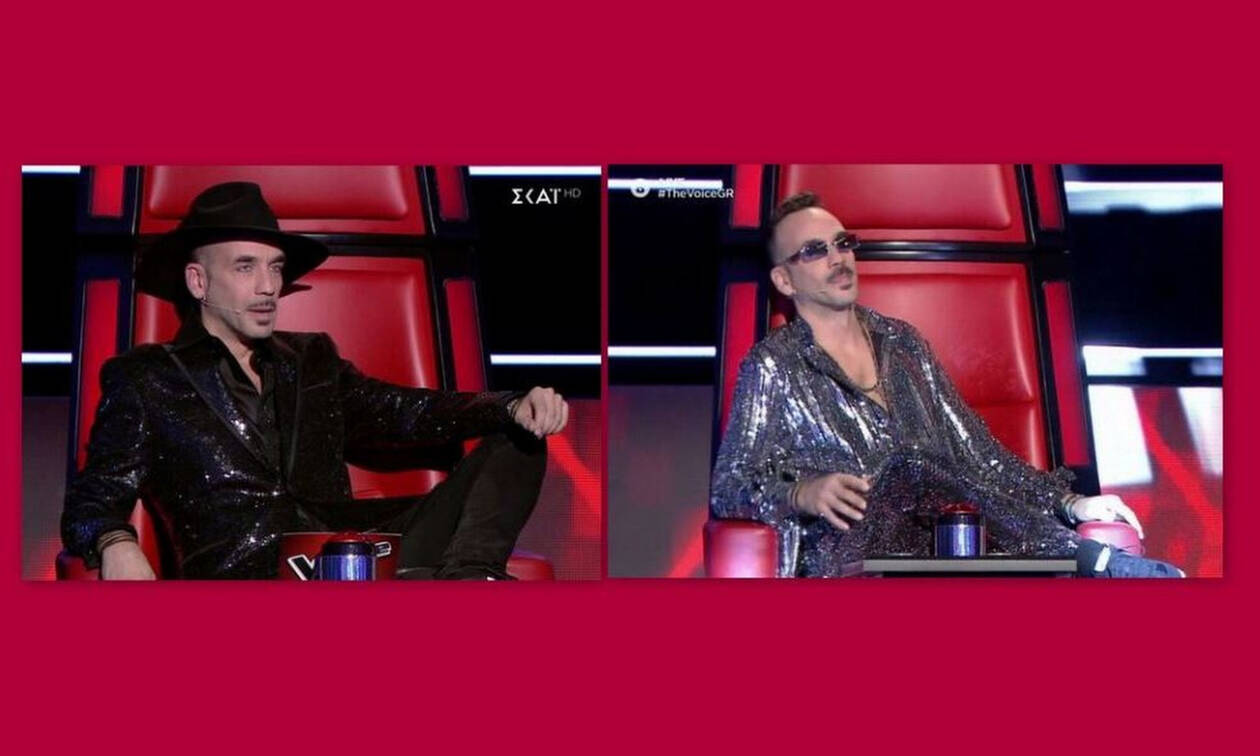 The Voice: Ο Μουζουράκης άλλαξε ρούχα κατά τη διάρκεια του live - Μάθετε το γιατί και κλάψτε (Video)