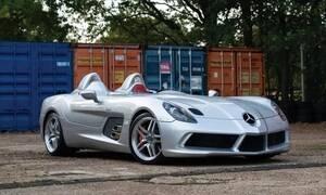 Θα αγοράζατε αυτή τη συλλεκτική Mercedes SLR McLaren Stirling Moss;