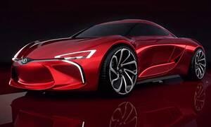 Νέο Toyota MR2: Κεντρομήχανο και ηλεκτρικό