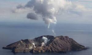 Νέα Ζηλανδία: «Κατάπιε» το νησί Ουάιτ το ηφαίστειο Ουακατόνε - Φόβοι για δεκάδες νεκρούς