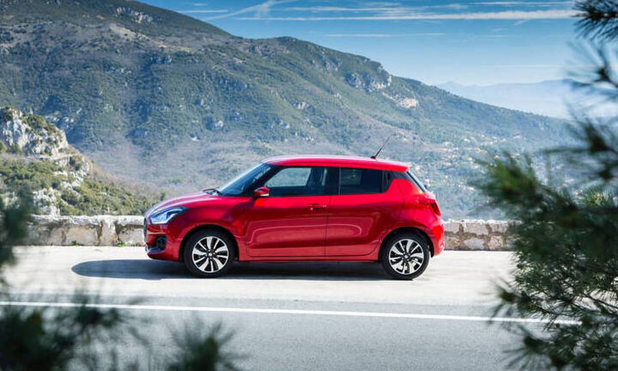 Τα υβριδικά Suzuki Ignis και Swift είναι σούπερ πρακτικά, οικονομικά και δυναμικά