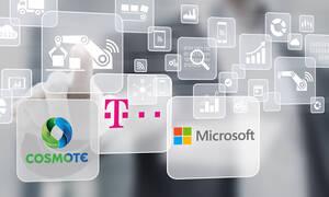 COSMOTE: Ολοκληρωμένες λύσεις cloud σε συνεργασία με τη Microsoft