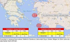 Περίεργα έγγραφα - σοκ στο ΝΑΤΟ: Οι Τούρκοι ζητούν αποστρατικοποίηση των νησιών του Αιγαίου