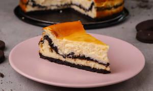 Συνταγή για πεντανόστιμο oreo cheesecake